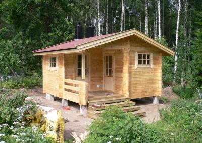 Sauna 12 C