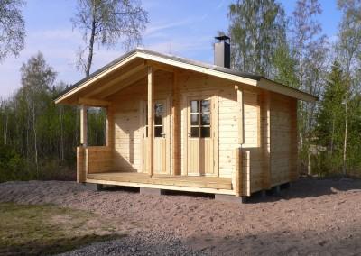 Sauna 12 D