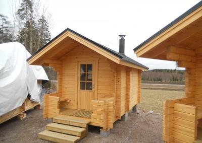 Sauna 13 C