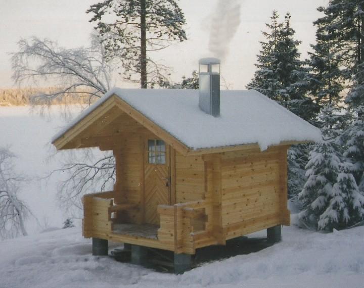 Sauna 13 D